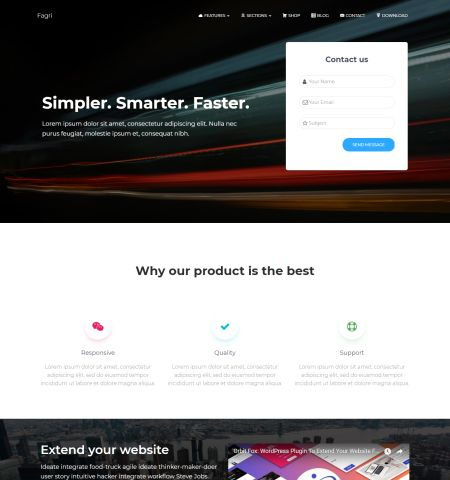 best wordpress theme free adsense
