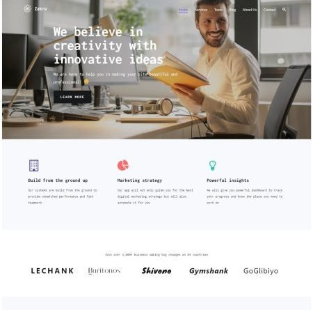 wordpress theme free best