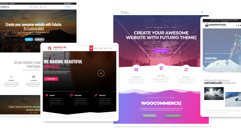 WP Theme Elementor phlox-elementor-wordpress-theme