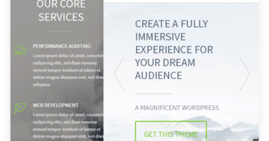 wordpress theme free automotive